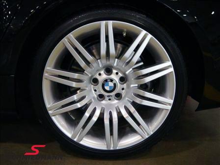"""19"""" M-Doppelspeiche 172, fælge 8,5X19 (original BMW)"""