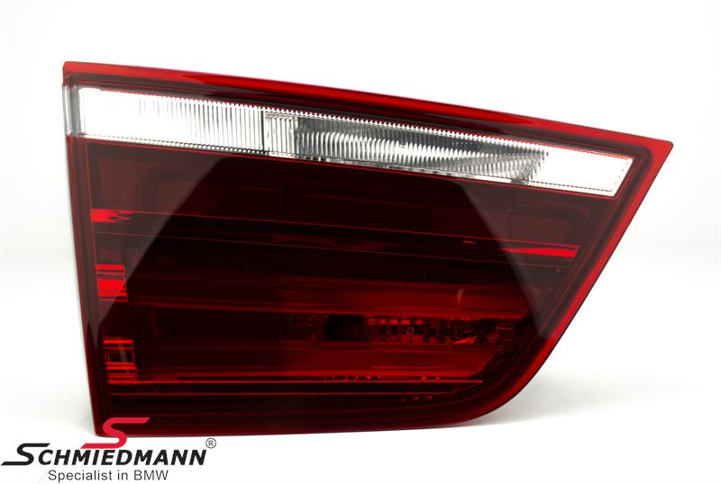 Taillight standard inner part on tailgate L.-side