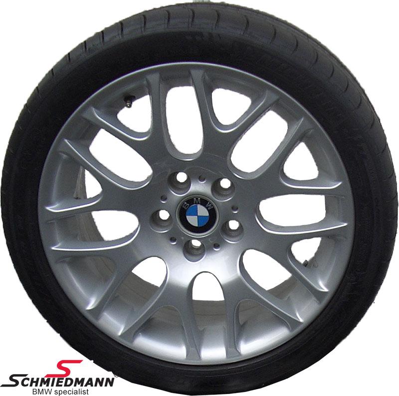 "BMW 36116775609 / 36-11-6-775-609  18"" Kreuzspeiche 197 rim 8X18 (original BMW)"