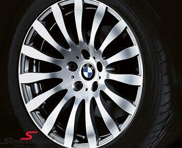 """BMW 36116788786 / 36-11-6-788-786  19"""" BMW Radialspeiche 190 rim 8X19 (original BMW)"""