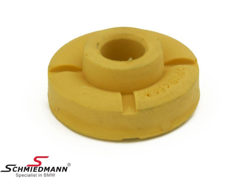 Guide support, upper part for shock absorber rear, original -LEMFÖRDER-