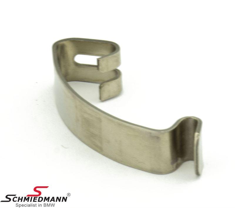 Spring clip L=34MM for intake muffler