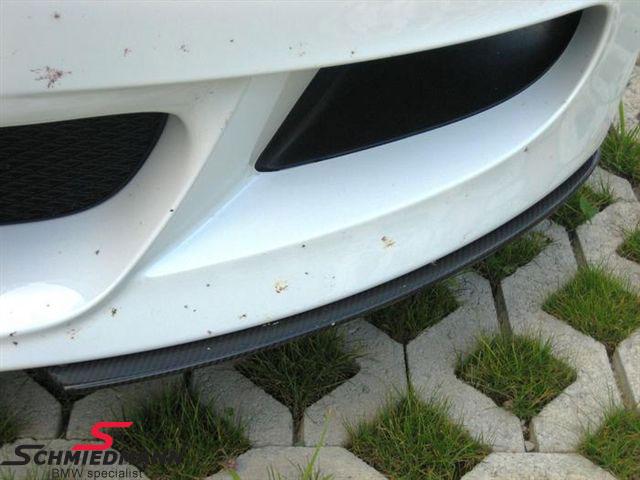 BMW 51192149509 / 51-19-2-149-509  Hiilikuitu lippa BMW Performance etupuskuriin VASE