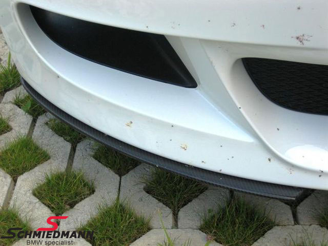 a33658f0dcbb Carbon frontspoiler-lip for BMW Performance frontspoiler R.-side