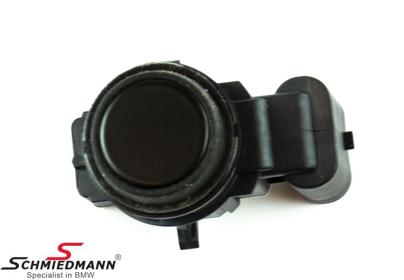 PDC sensor front/rear (park distance control)  black (not painted)