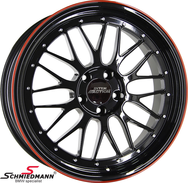 "19"" EVO Sport B9 black 9,5x19 (fits only rear)"