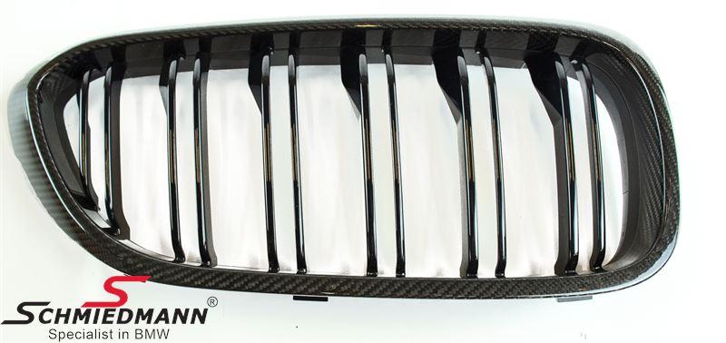Kidney carbon original -BMW ///M-Performance- R.-side