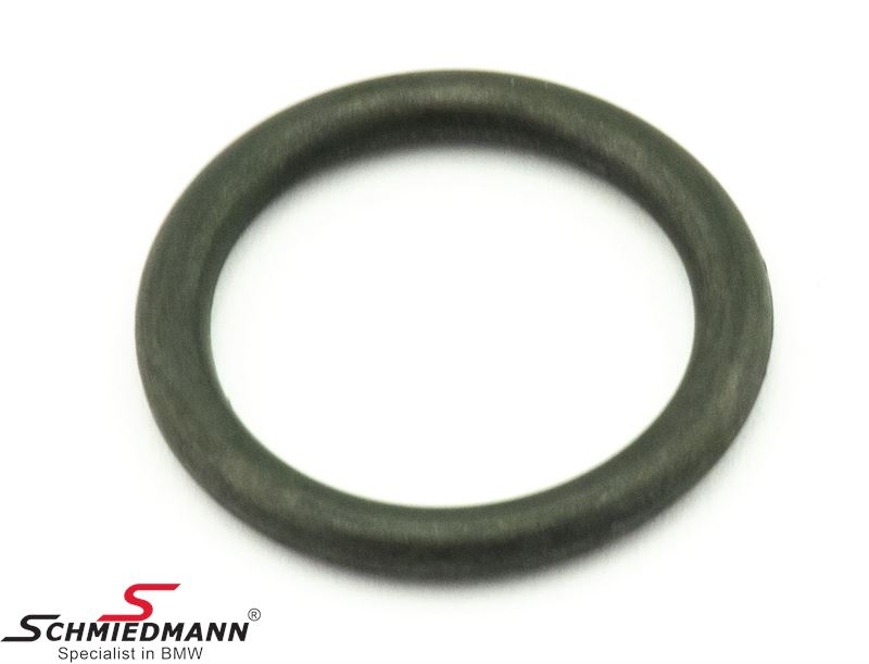 O-ring for oil dipstick tube lower 19,5X3MM