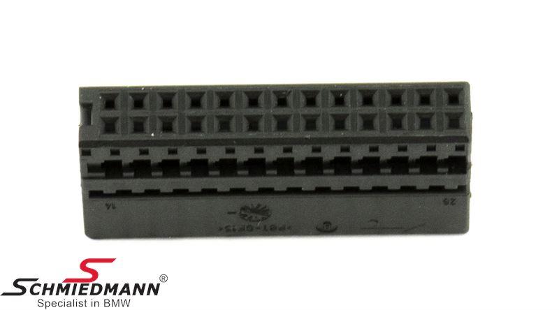 Plug housing AMP / Tyco 26-pin
