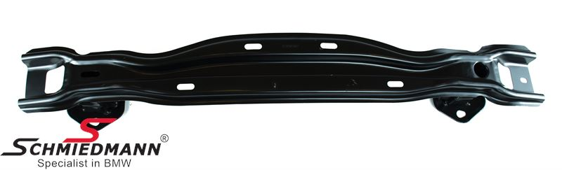 Bumper carrier rear