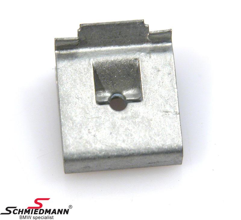 Klammer Metal für Verkleidungen Innen