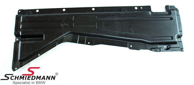 Undervogns-afdækning midterste H.-side