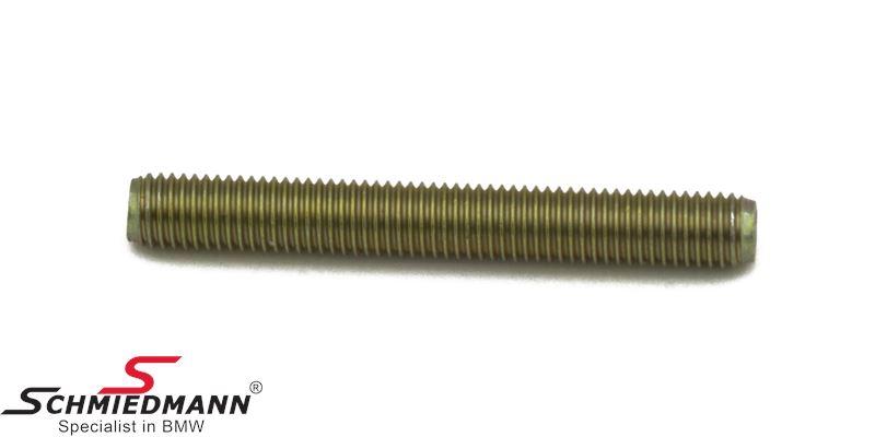 Pinbolt M7X55 til topstykke