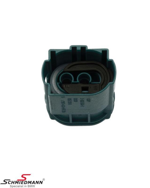 Plug housing 2-pin