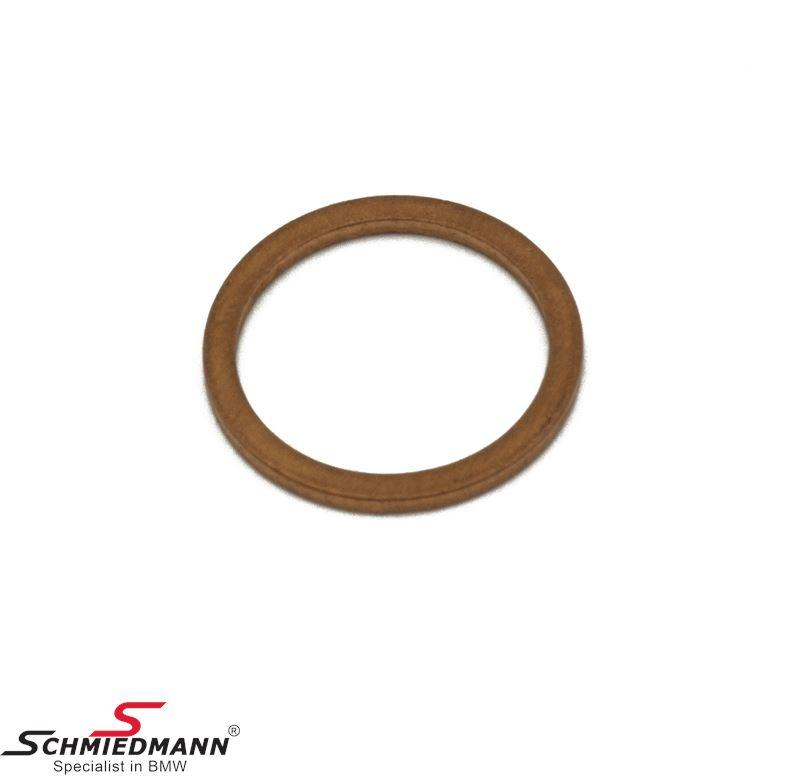 Gasket ring A16X20-CU