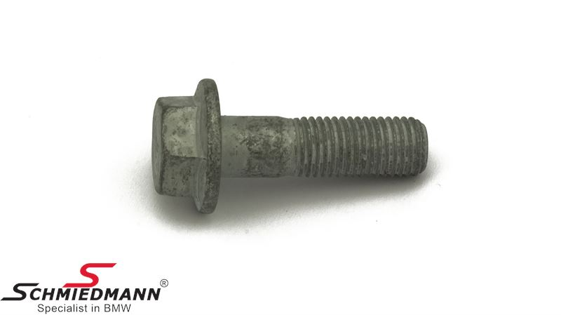 Screw for brake caliper bracket M12X1,5X41 ZNS3