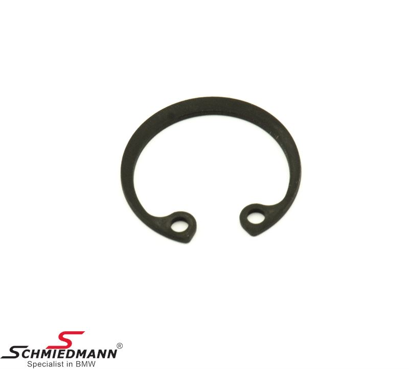 Lock ring for detent/lockout-pins for GS6-17DG transmission