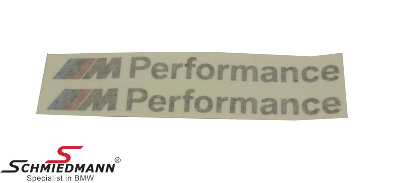 Decal kit ///M-Performance