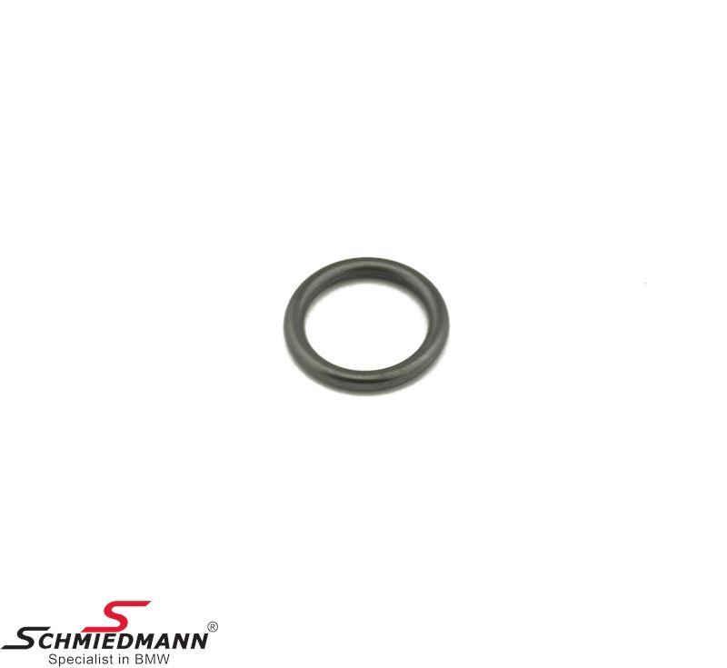 O-ring for oil cooling pipes on automatic transmission