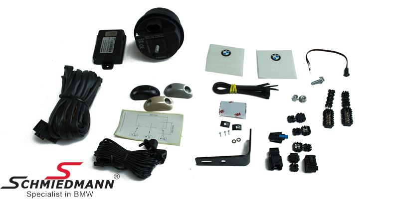 Installation-kit alarm system - original BMW <br>(Please see important information under details)