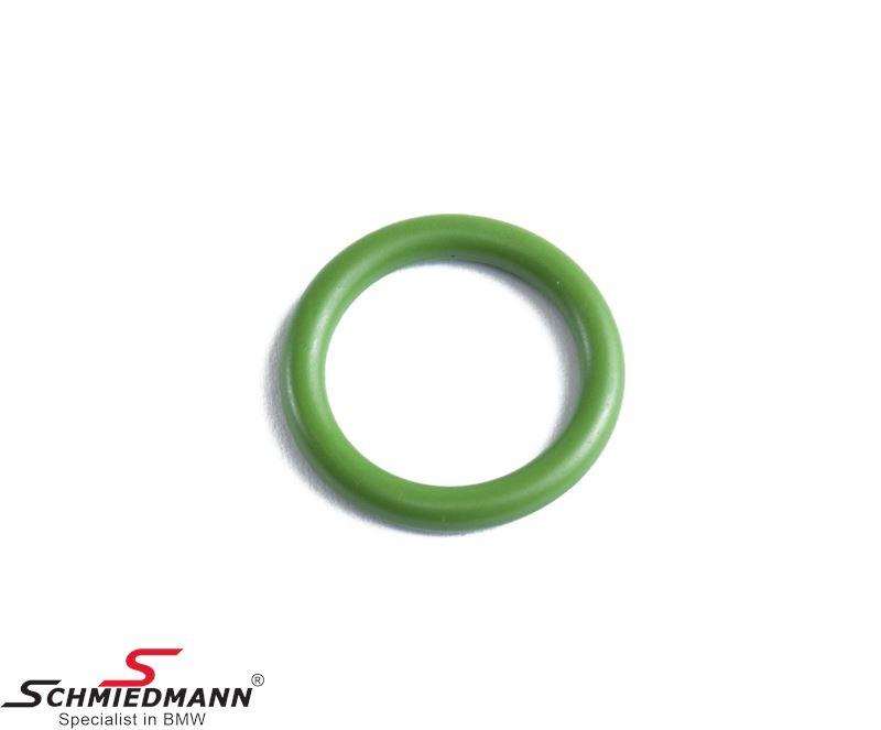 O-ring til olie-kølerør på automatgearkassen