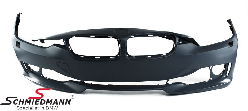 frontbumper shell (With headlight washer, and with/without PDC, see details)