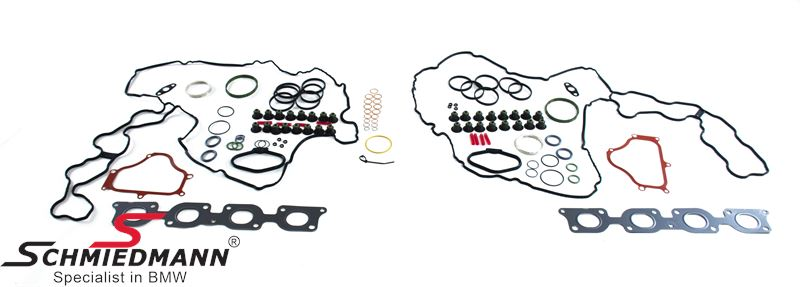 Gasket set cylinder head (without cylinder head gaskets)