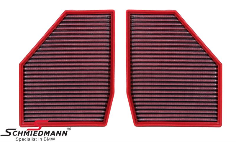 BMC Airfilter set R+L for the airbox