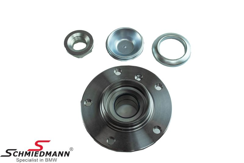 Wheel bearing front symmetrical D83MM