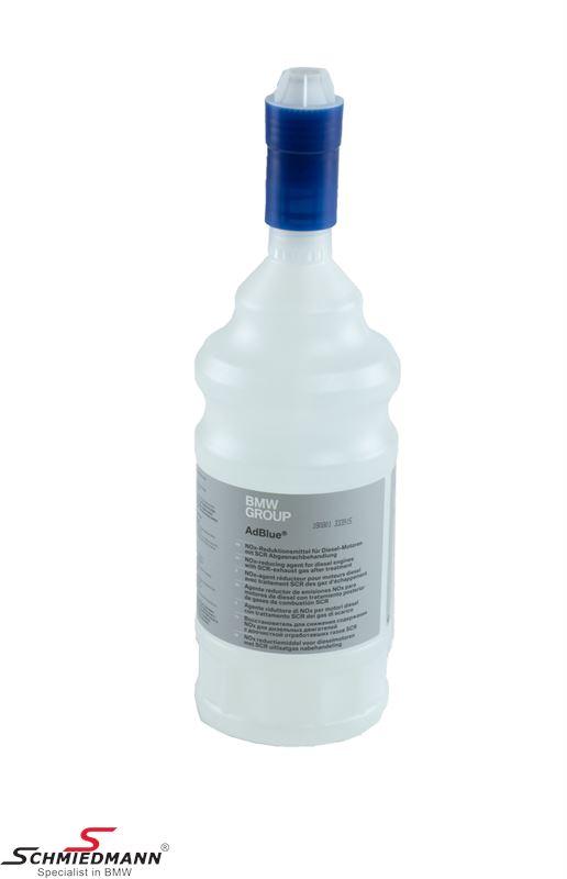 AdBlue® Diesel exhaust fluid 0,5 gallon/1,9L. - Original BMW