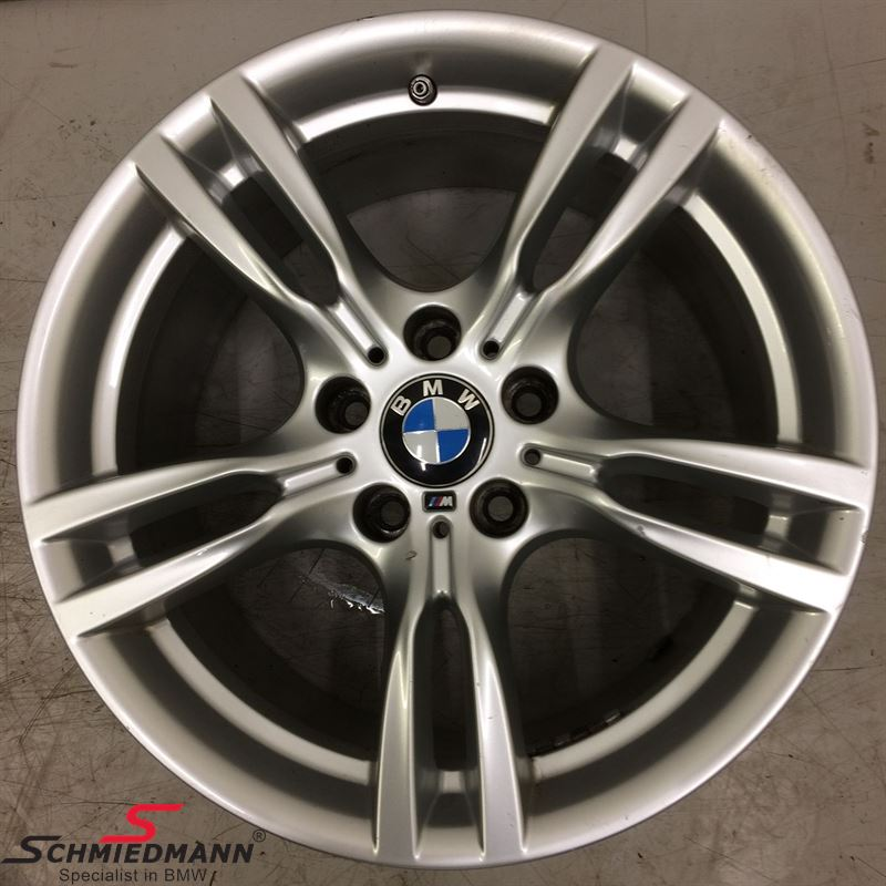 Bmw F30 Rims Single 18 Schmiedmann Used Parts