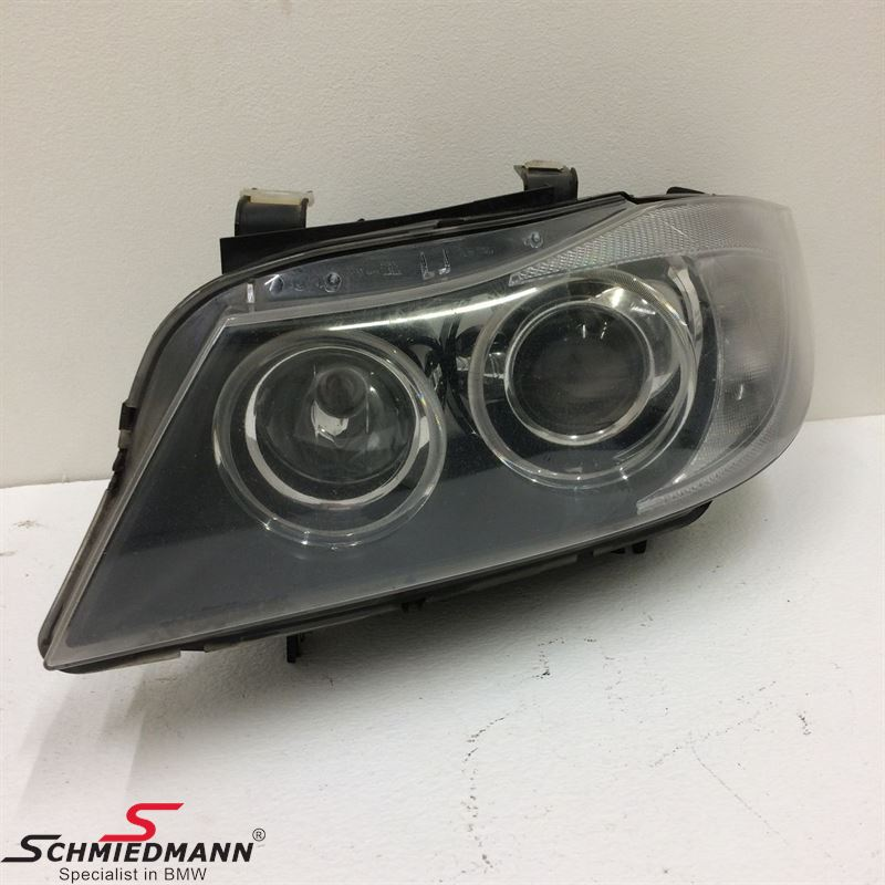 Headlight D1S/H7 L -side complete bi-xenon/ without adaptive light  63117161667 63 11 7 161 667
