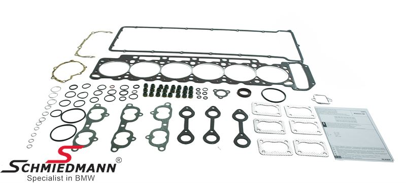 Gasket set cylinder head (without cylinder head gasket)
