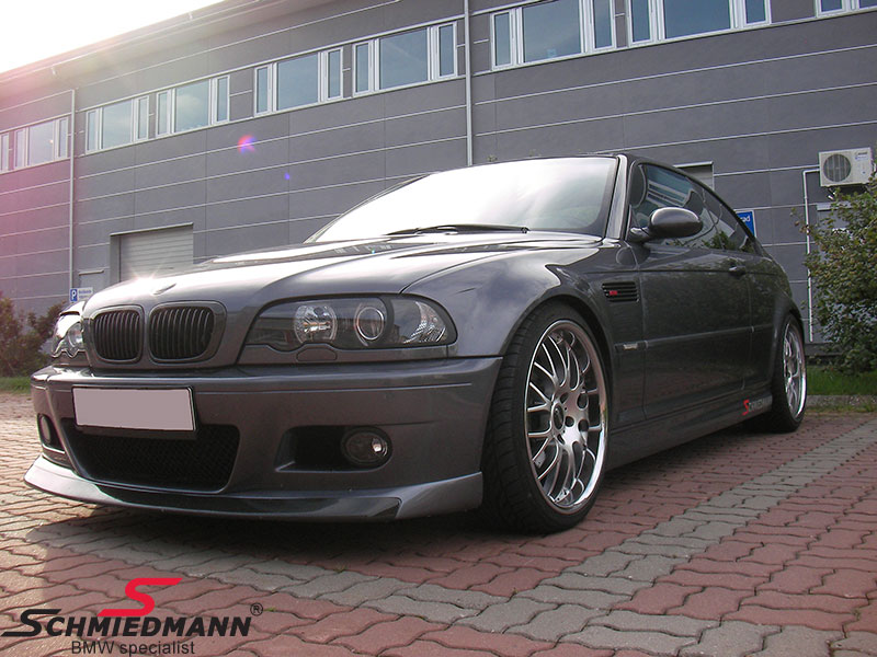 bmw e46 frontspoilerlippe echt carbon evo ii f r m3 frontspoiler frl46m3evo2car. Black Bedroom Furniture Sets. Home Design Ideas