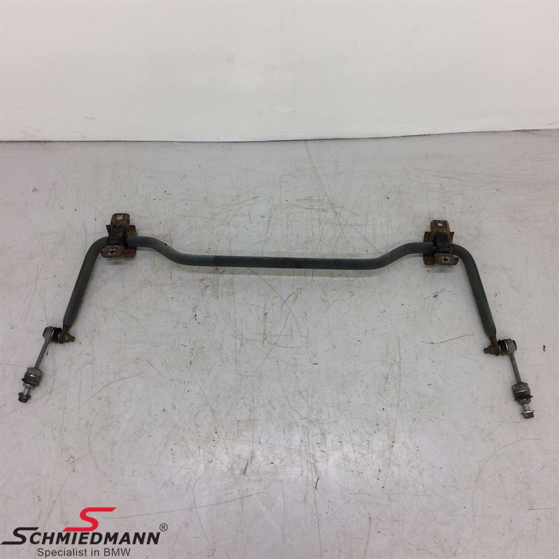 Stabilizer bar rear sport