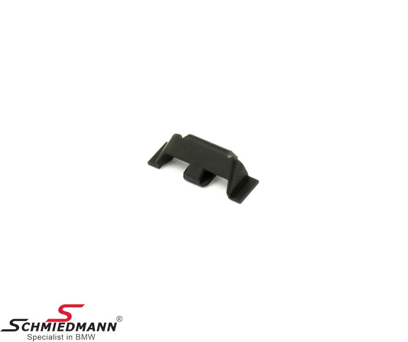 Clip for headlight moulding