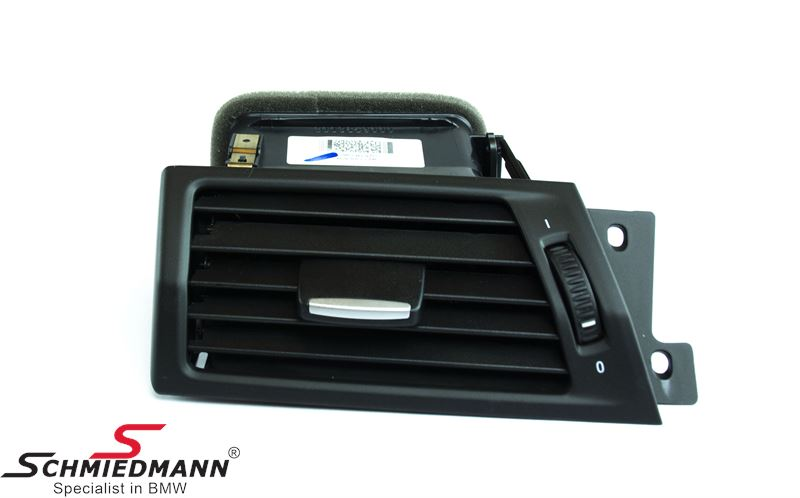 Fresh air grille in dashboard L.-side (For models with automatic aircondition)