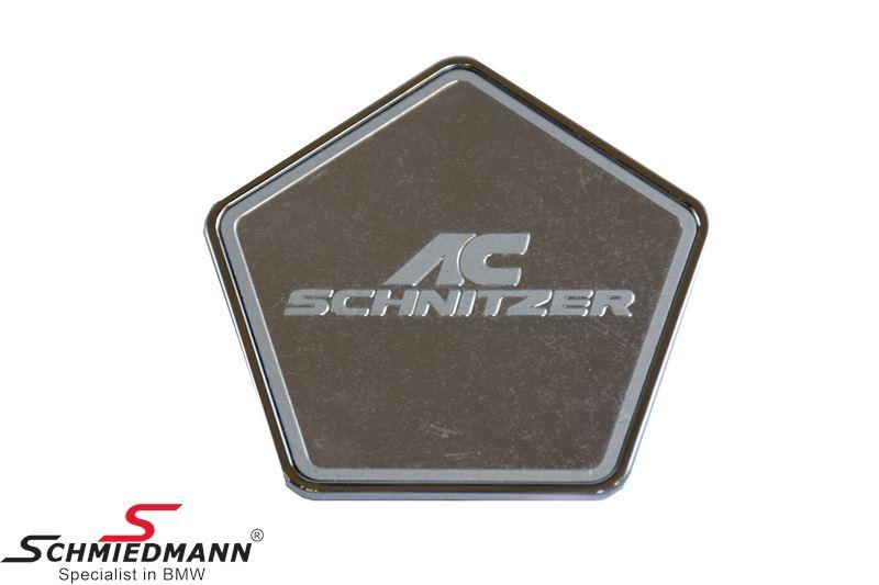 AC Schnitzer Nabenabdeckung mit Emblem
