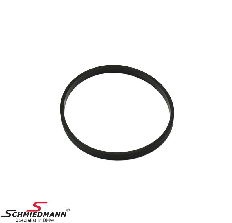 Gasket ring thermostat