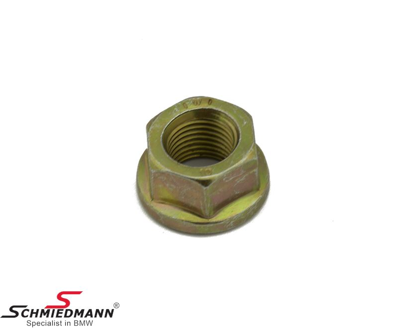 Nut selflocking M12X1,5-10-PHR, for universal joint and more