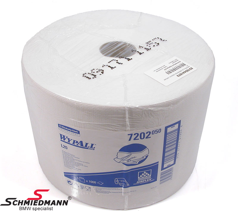 Original BMW paper towel roll 1000pcs