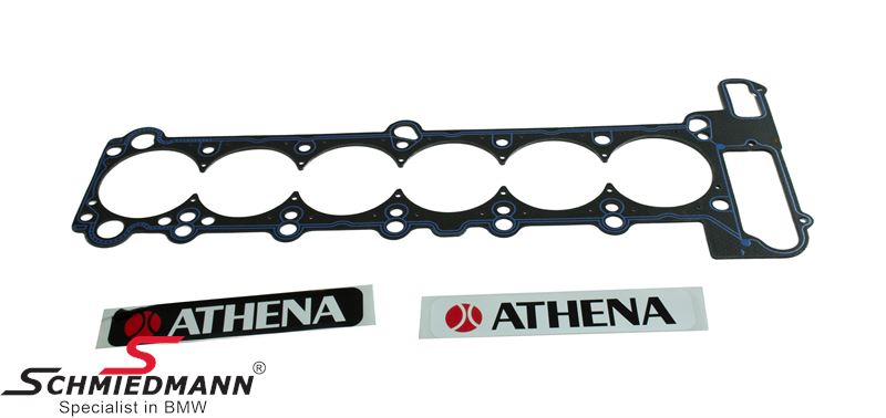 Athena cooper ring gasket M50 86,0MM / 2MM(+0,26)