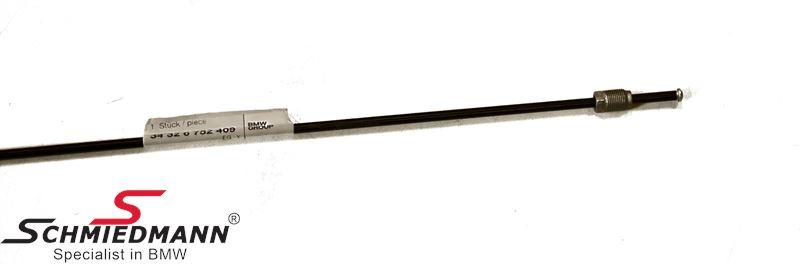 Brake pipe M10/M12 - 3684MM