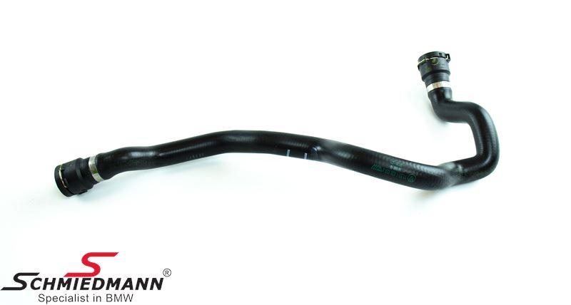 For BMW E39 525i 528i 530i Radiator Water Coolant Hose Genuine 11 53 1 438 634