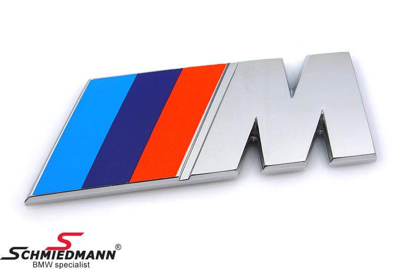 Emblem M-technik für Kofferraumdeckel