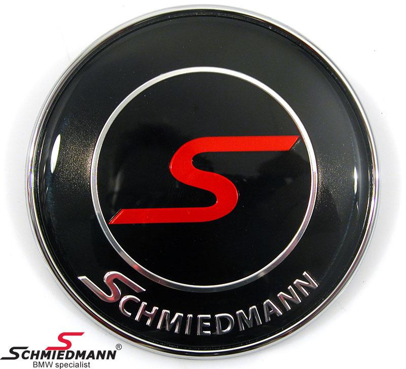 Schmiedmann emblem bagklap 78MM