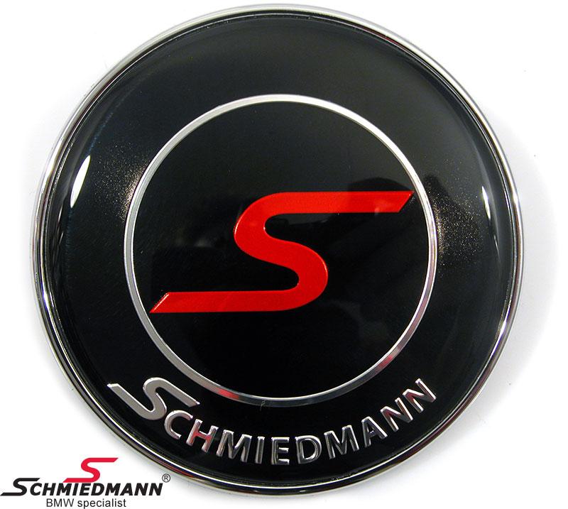 Schmiedmann emblem trunk lid 79MM