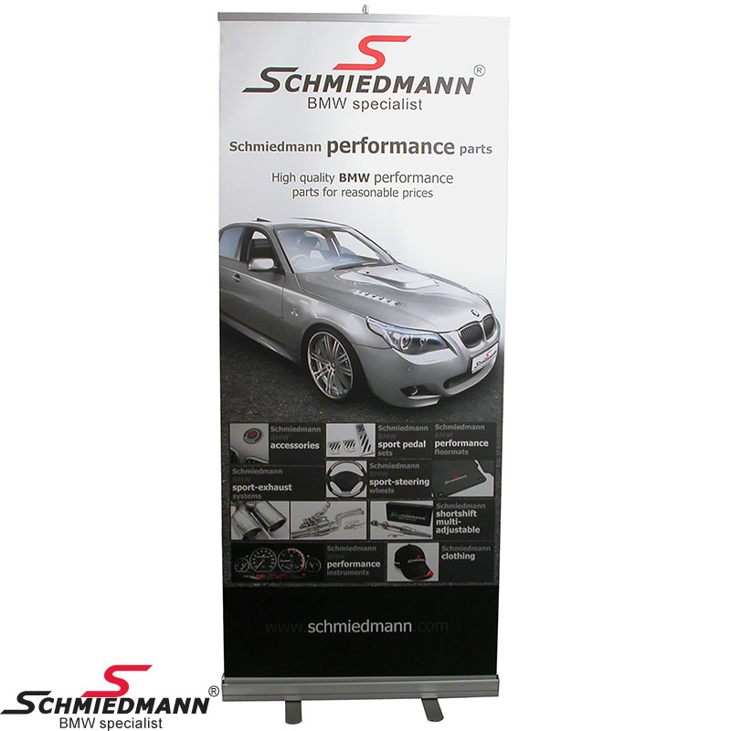 Schmiedmann roll-up 80X200CM -Schmiedmann performance-