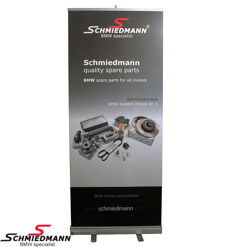 Schmiedmann roll-up 80X200CM -Schmiedmann spare parts-