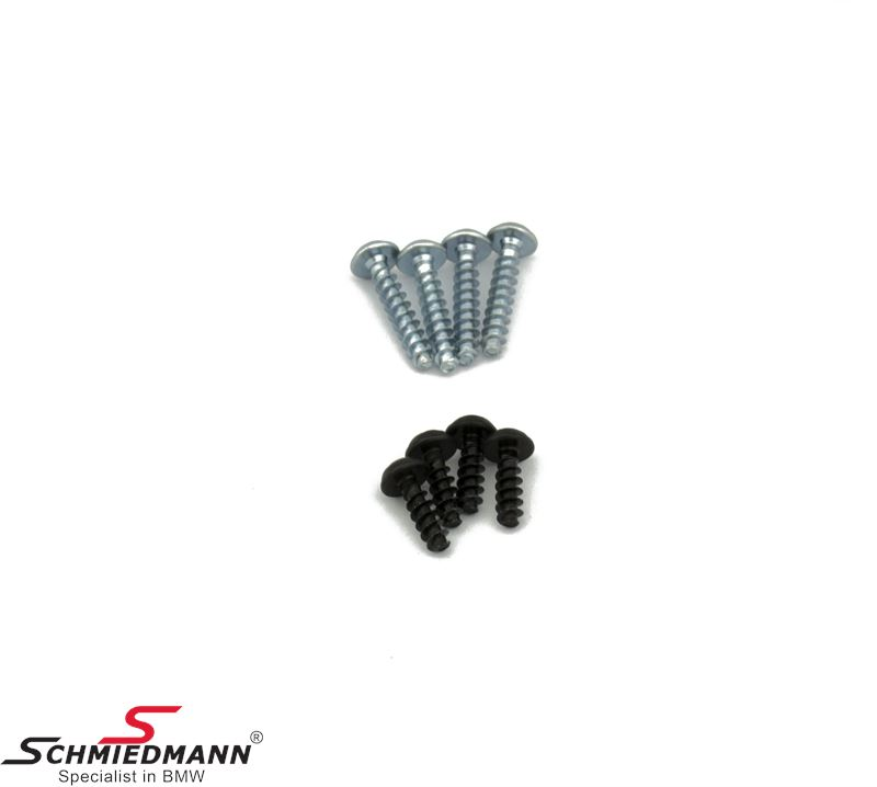 Screw set for M-sport steering wheel